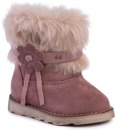 Kozaki Frozen, zimowe buty dla dziewczynki, Disney, Kraina