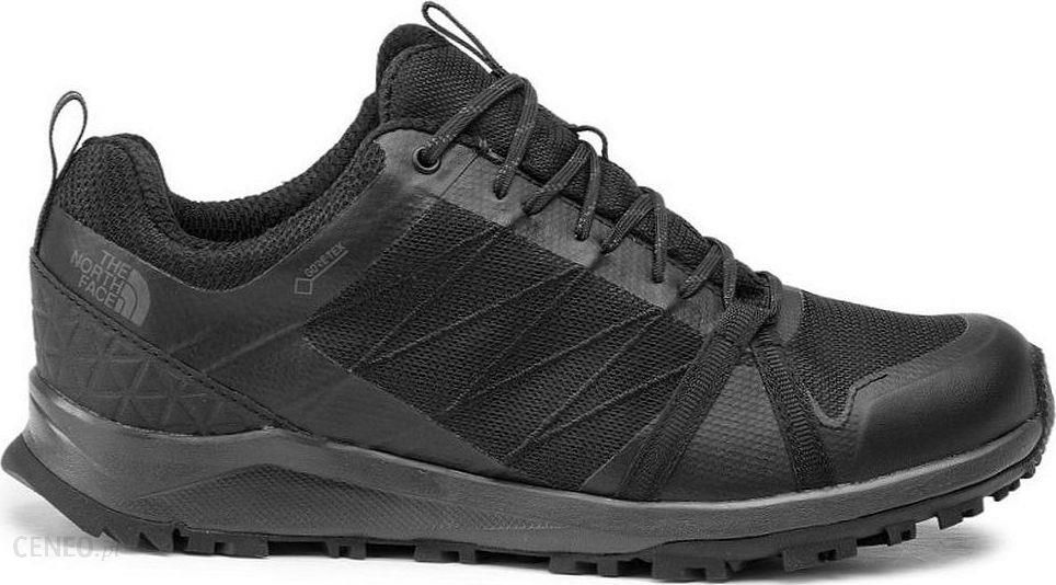 The North Face Buty Damskie Litewave Fastpack Ii Mid Gtx Gore Tex (T93Recu3B)