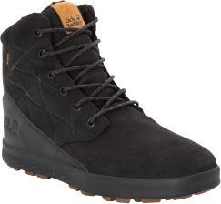 100% jakości Zjednoczone Królestwo ceny detaliczne Jack Wolfskin Zimowe buty męskie AUCKLAND WT TEXAPORE HIGH M black / black