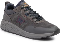 Sneakersy WRANGLER Sequoia Patch WM92141A Anthracite 096