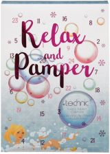 Technic Relax And Pamper Toiletry Advent Calendar Kalendarz Adwentowy Do Kąpieli
