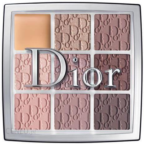 DIOR BACKSTAGE Dior Backstage Eye Palette Paleta do makijażu oczu 002 Cool Neutrals 10g