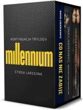 PAKIET MILLENNIUM DAVID LAGERCRANTZ