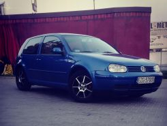 VW Golf IV 1999 Benzyna +LPG