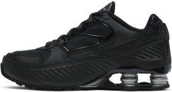 w magazynie kup tanio różne wzornictwo Nike Buty damskie Nike Shox Enigma 9000 - Czerń