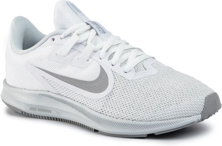 Nike Air Force 1 Flyknit biały White Pure Platinum US 6