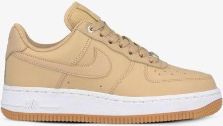 Nike Buty damskie Nike Air Force 1 Sage Low Kremowy