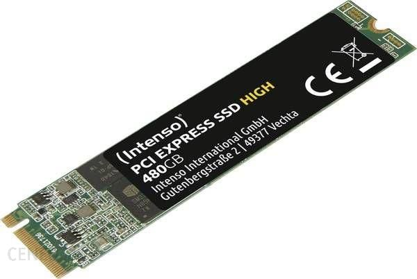 Intenso 480GB PCIe (3834450)