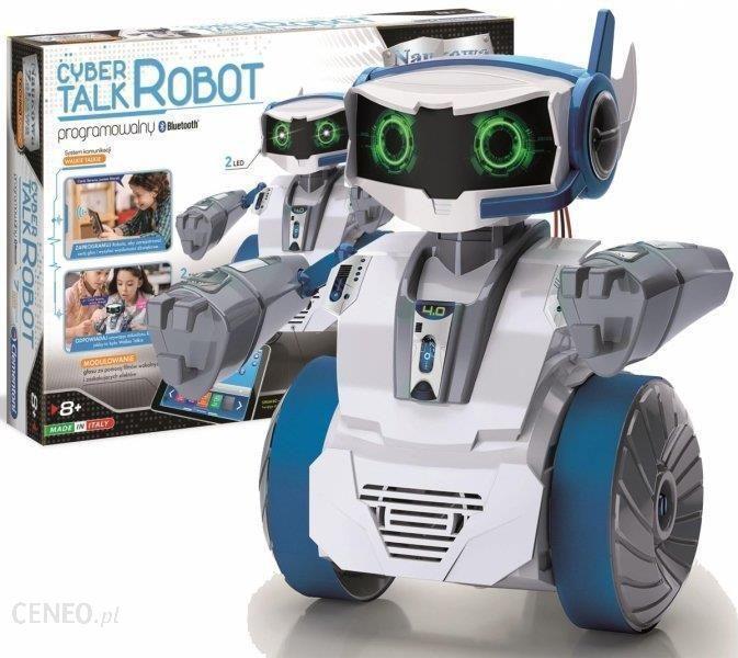 prezent na mikołaja dla dziecka mówiący robot