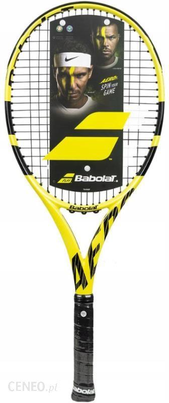 geweldige aanbiedingen 2017 nu kopen laatste mode Babolat Aero Gamer Yellow Black (102390191)