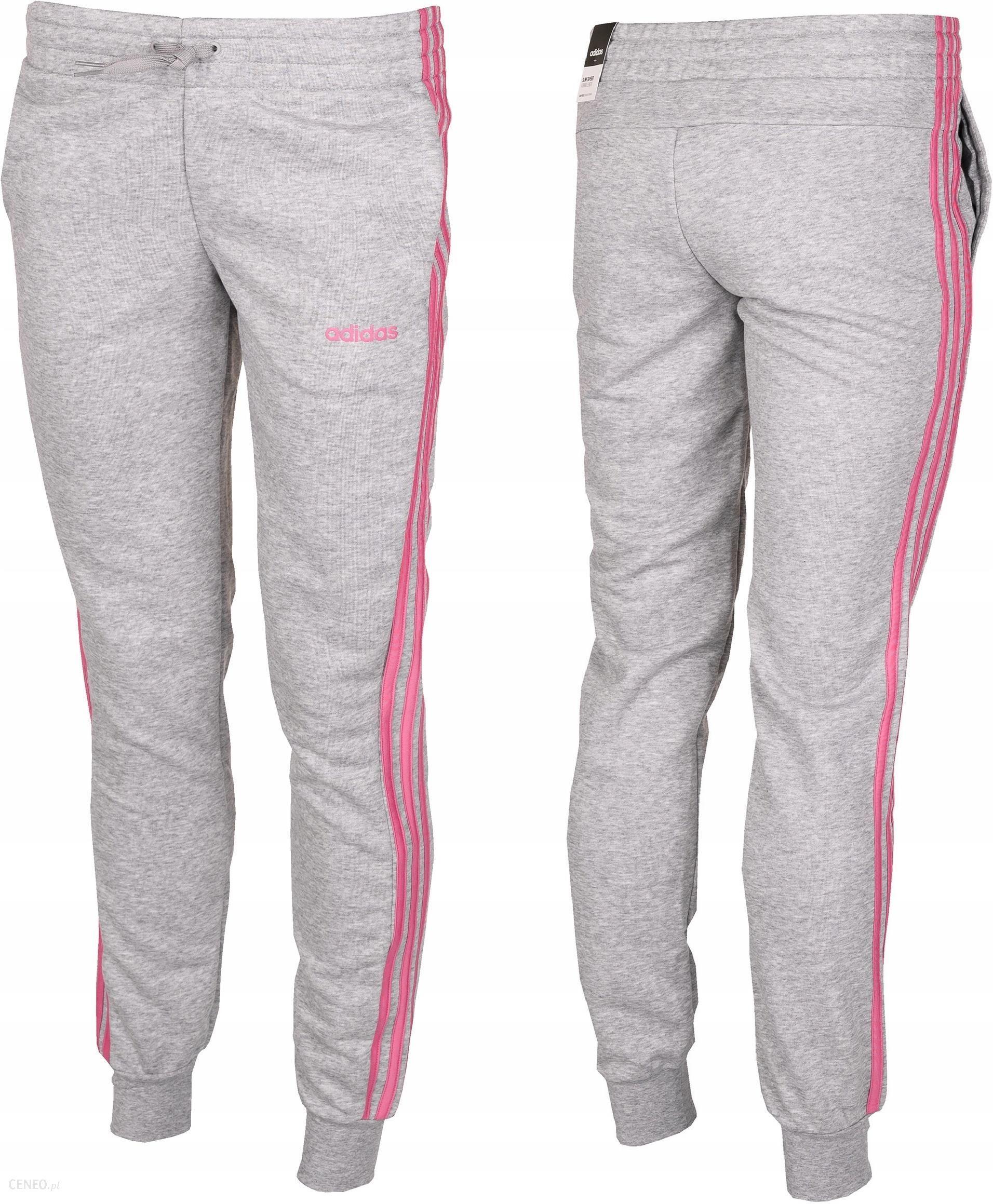 Spodnie adidas Essentials 3 Stripe Knit Damska odzież