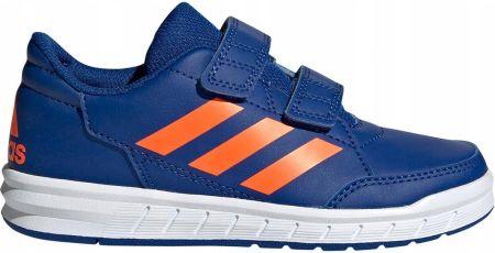 Adidas tenisówki chłopięce AltaSport CF K 29 szary Ceny