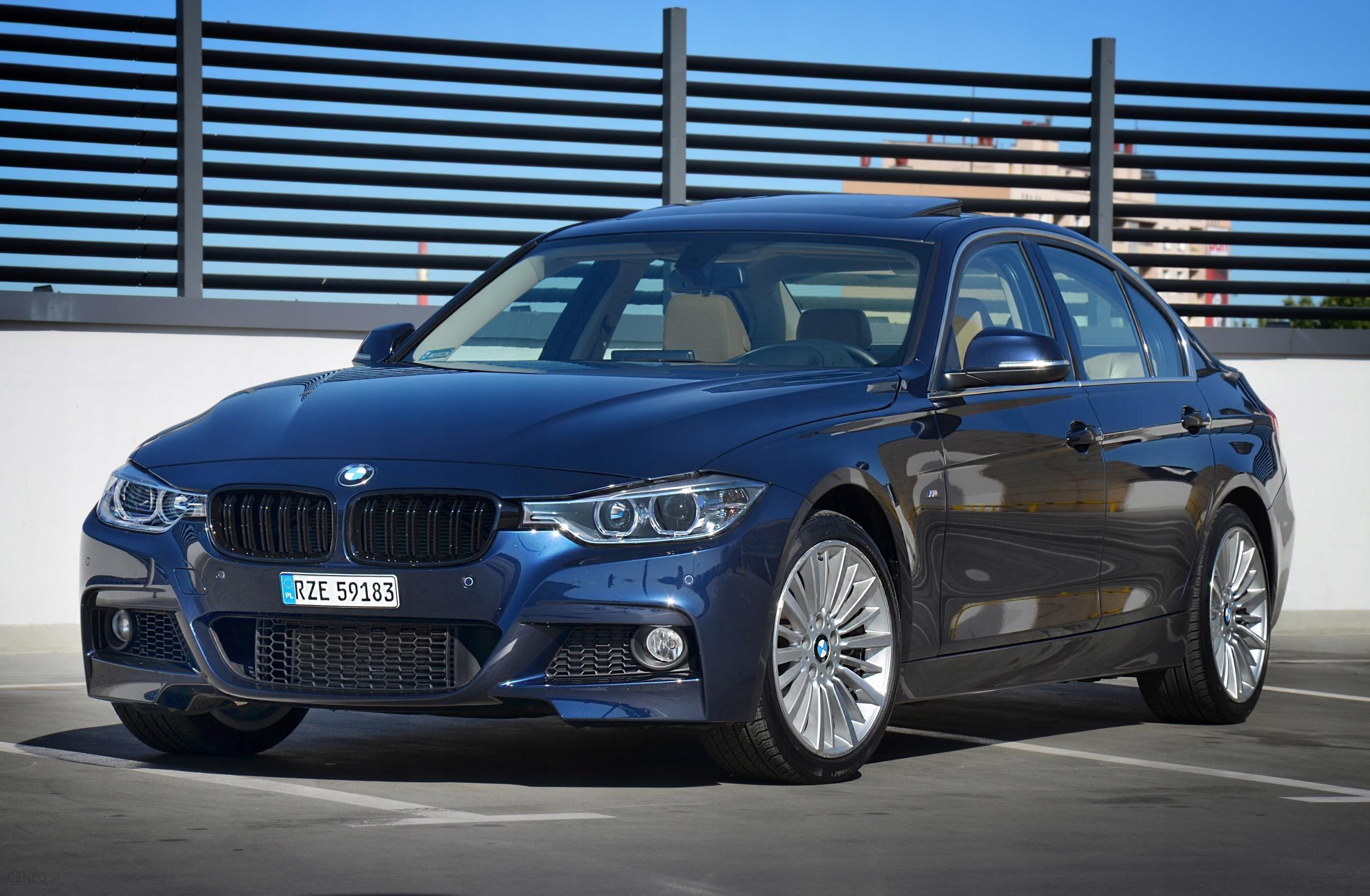 BMW F30 328i M Pakiet Opinie i ceny na Ceneo.pl