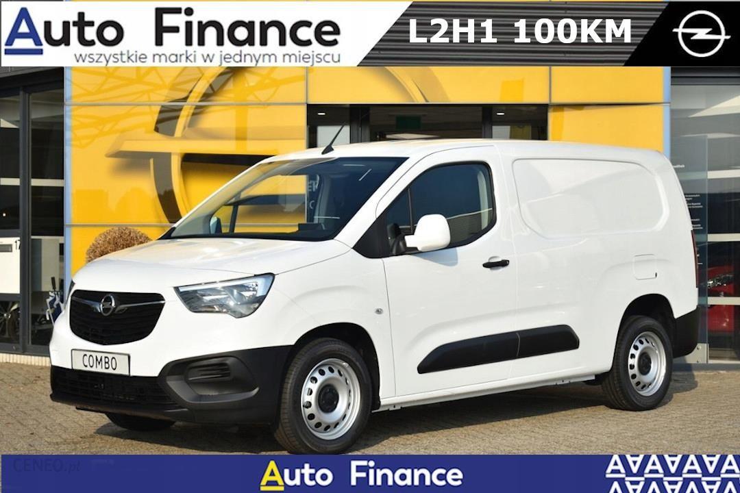 Opel Combo Life Cargo wersja Enjoy L2H1 2 osobowy Opinie i ceny na Ceneo.pl