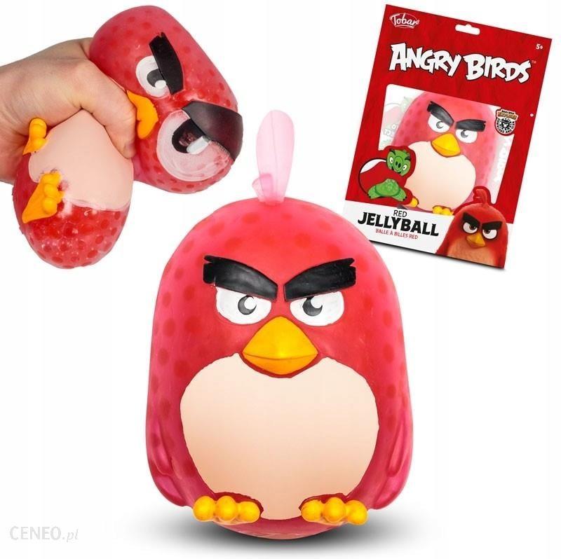 Angry Birds Jellyball Red Gniotek Antystres Gadzety Biurowe Ceny I Opinie Ceneo Pl