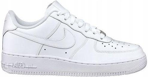 Damskie buty NIKE AIR FORCE 1 LOW ESSENTIAL Maroon białe