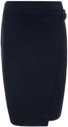 Adidas Originals Spódnica ołówkowa dark blue Ceny i opinie