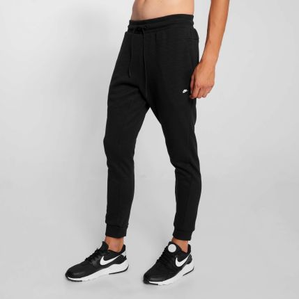 SPODNIE MĘSKIE NIKE NSW OPTIC FLEECE 928493 011 | Sneakershop.pl
