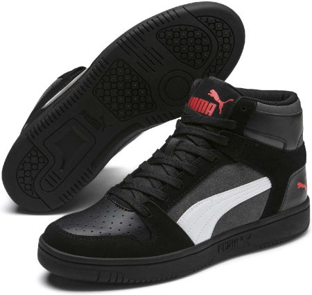 Buty Nike React Element 55 SE Reflective BlackAnthracite