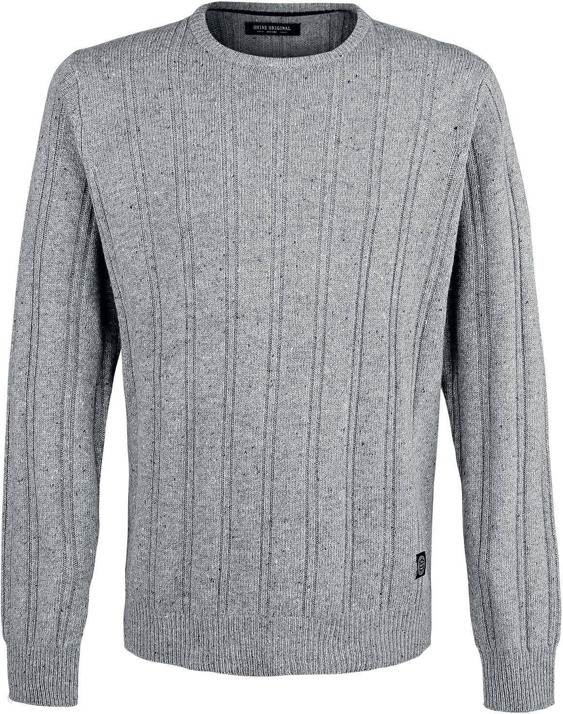 Bluza męska adidas ORIGINALS BS2131 | odcienie szarego
