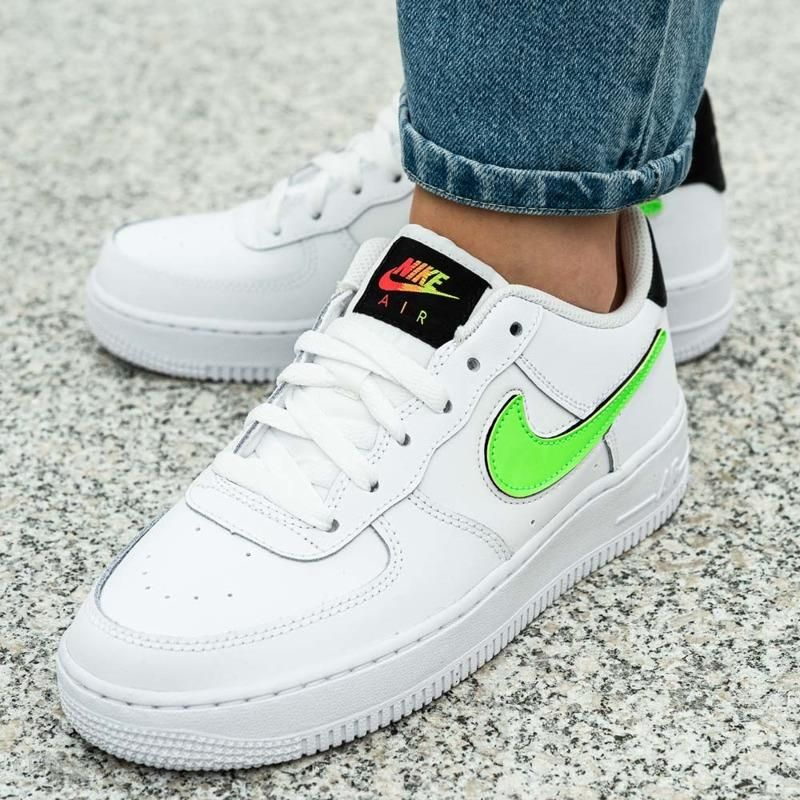 Buty damskie sneakersy Nike Air Force 1 LV8 3 (GS) AR7446