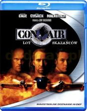 Con Air - lot skazańców (Con Air) (Blu-ray)