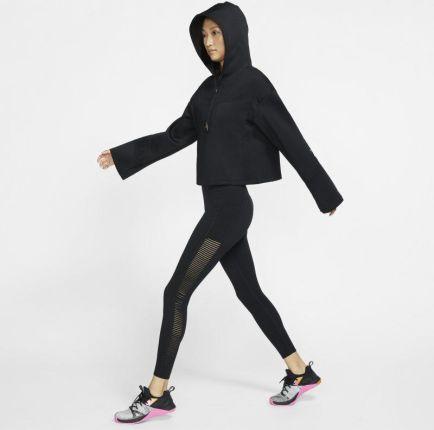 Nike Sportswear NSP Print Bluza Dresowa Czarny