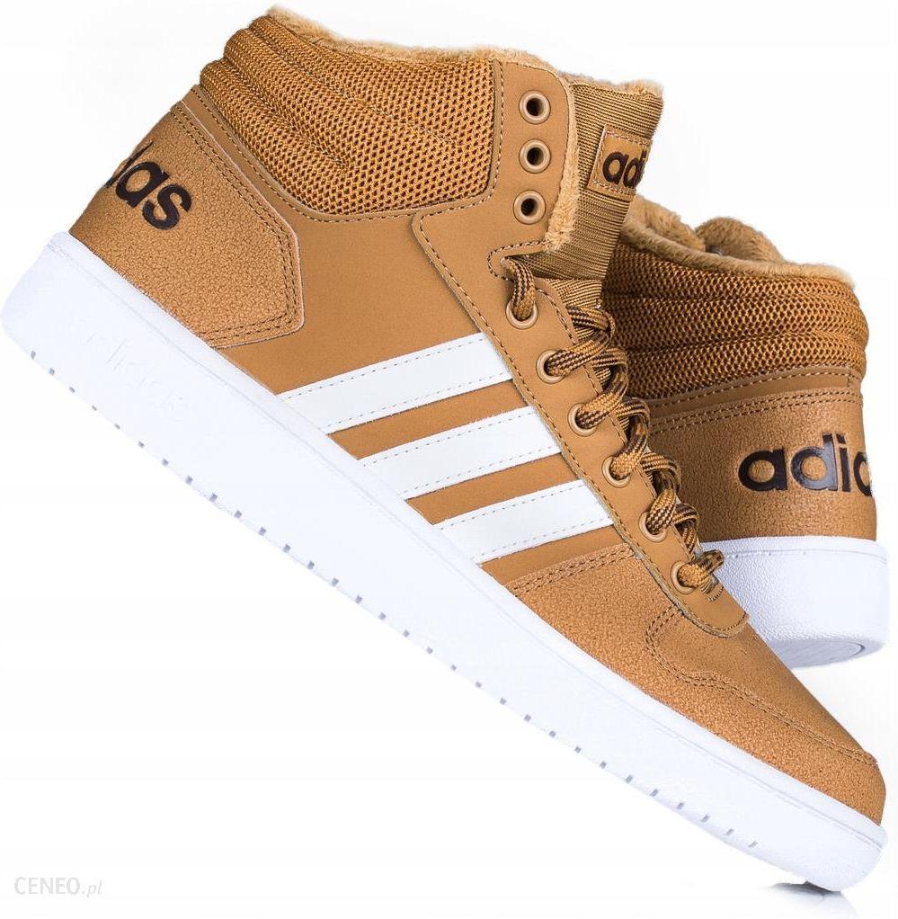 Buty męskie sportowe Adidas Hoops 2.0 MID EG5167