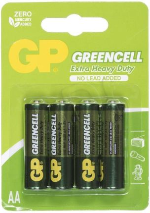 GP GreenCell AA/R6 15GU4