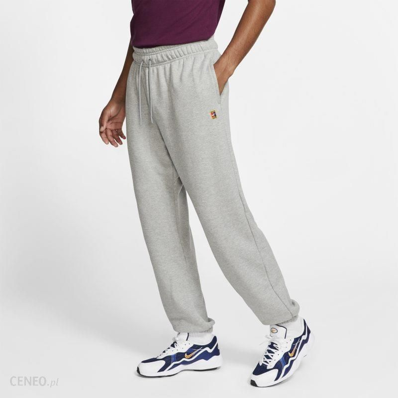 Męskie spodnie do tenisa NikeCourt