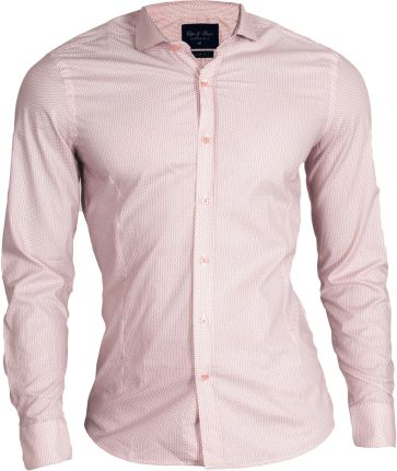Elegancka Koszula Męska na Święta Prezent