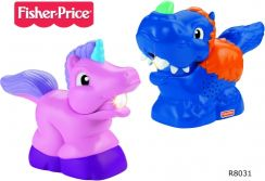 Fisher-Price Latarki Dzikie Zwierzaki R8031
