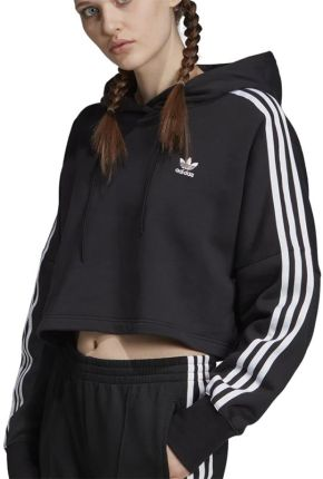 ADIDAS BLUZA VOCAL CROPPED HOODIE