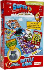 Magic Box Superzings Battle Game Gra Planszowa