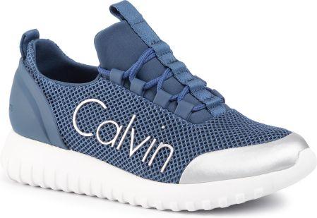 Buty sportowe damskie Adidas H Flexa W niebieskie G65789