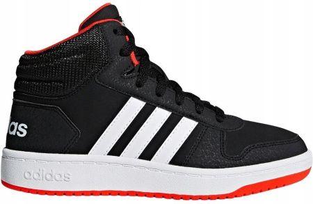 Adidas Hoops DB1479 Buty Damskie Wysokie Za Kostkę Ceny i