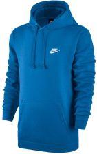 Bluza męska Nike M NSW Hoodie PO FLC Club niebieska 804346 438
