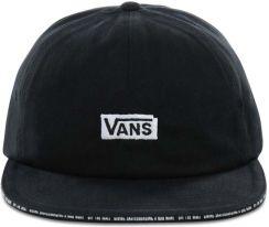 czapka z daszkiem VANS Vans X Baker Jockey Black (BLK)
