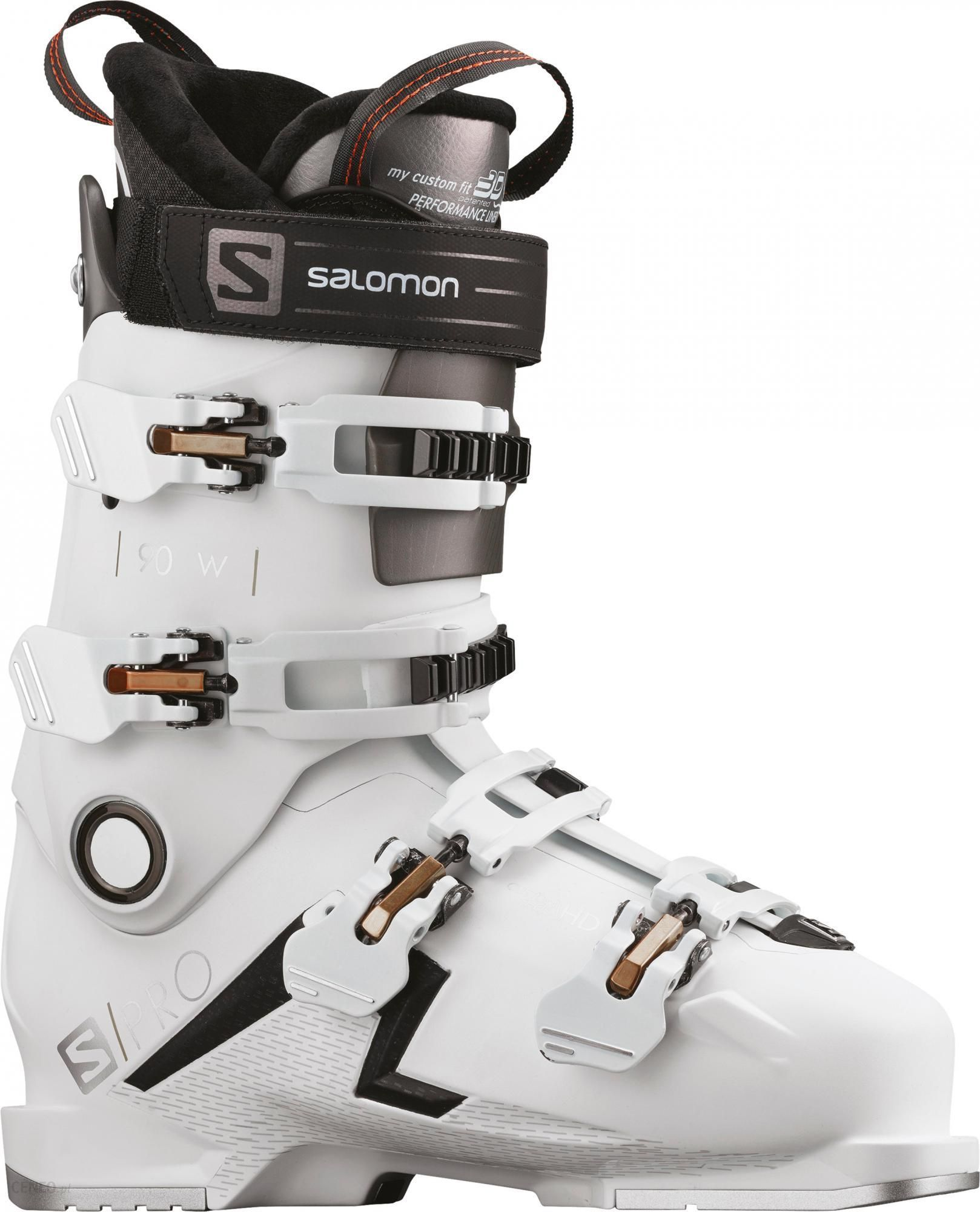 Buty Salomon SMAX 110 W CHC BlackGold 2020