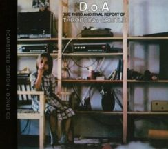 Throbbing Gristle - D.O.A. The Third And Final Report Of Throbbing Gristle LP. Winyl