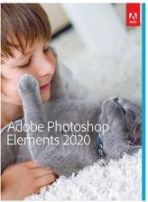 Adobe Photoshop Elements 2020 1U Dożywotnia