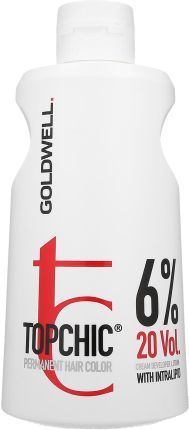 Topchic Lotion 6% 1000ml Goldwell
