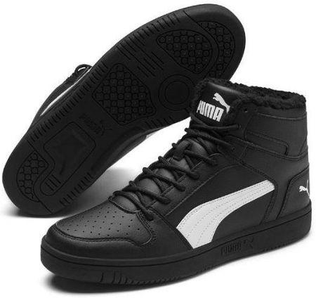 NIKE AIR FORCE 1 (GS) 314192 009 | kolor CZARNY | Dziecięce Sneakersy | Buty w ✪ Sklep Sizeer ✪