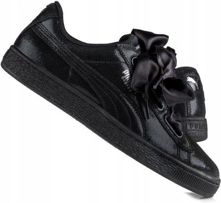 Puma Buty damskie Mega NRGY Knit Wn s Black Asphalt czarne r