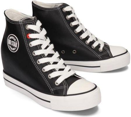 Sneakersy PUMA Platform Mid Ow 364588 03 Puma BlackPuma