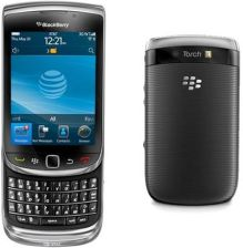 BlackBerry Torch 9800 czarny