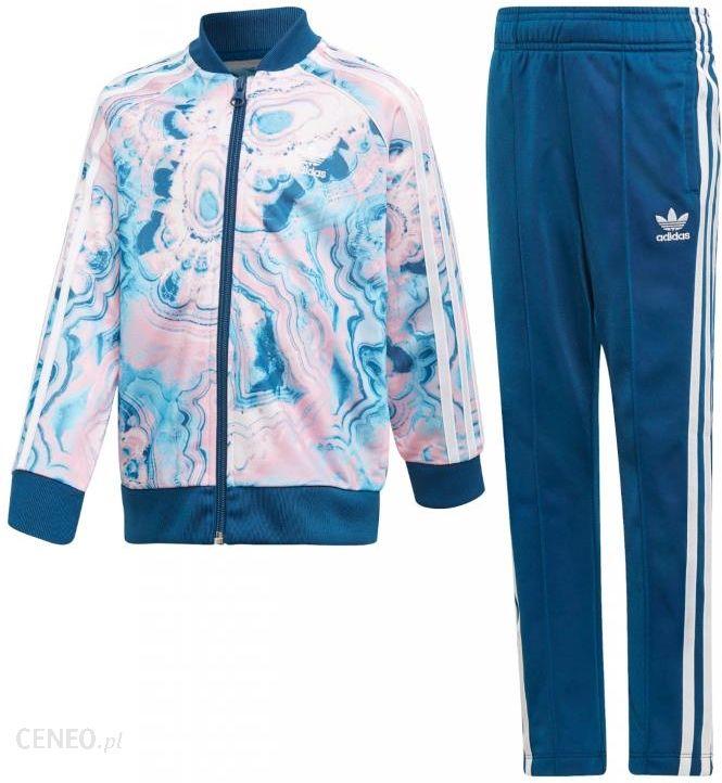Komplet adidas Originals Marble SST Track Suit