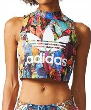koszulka sportowa damska ADIDAS BOYFRIEND TREFOIL TEE AY7940