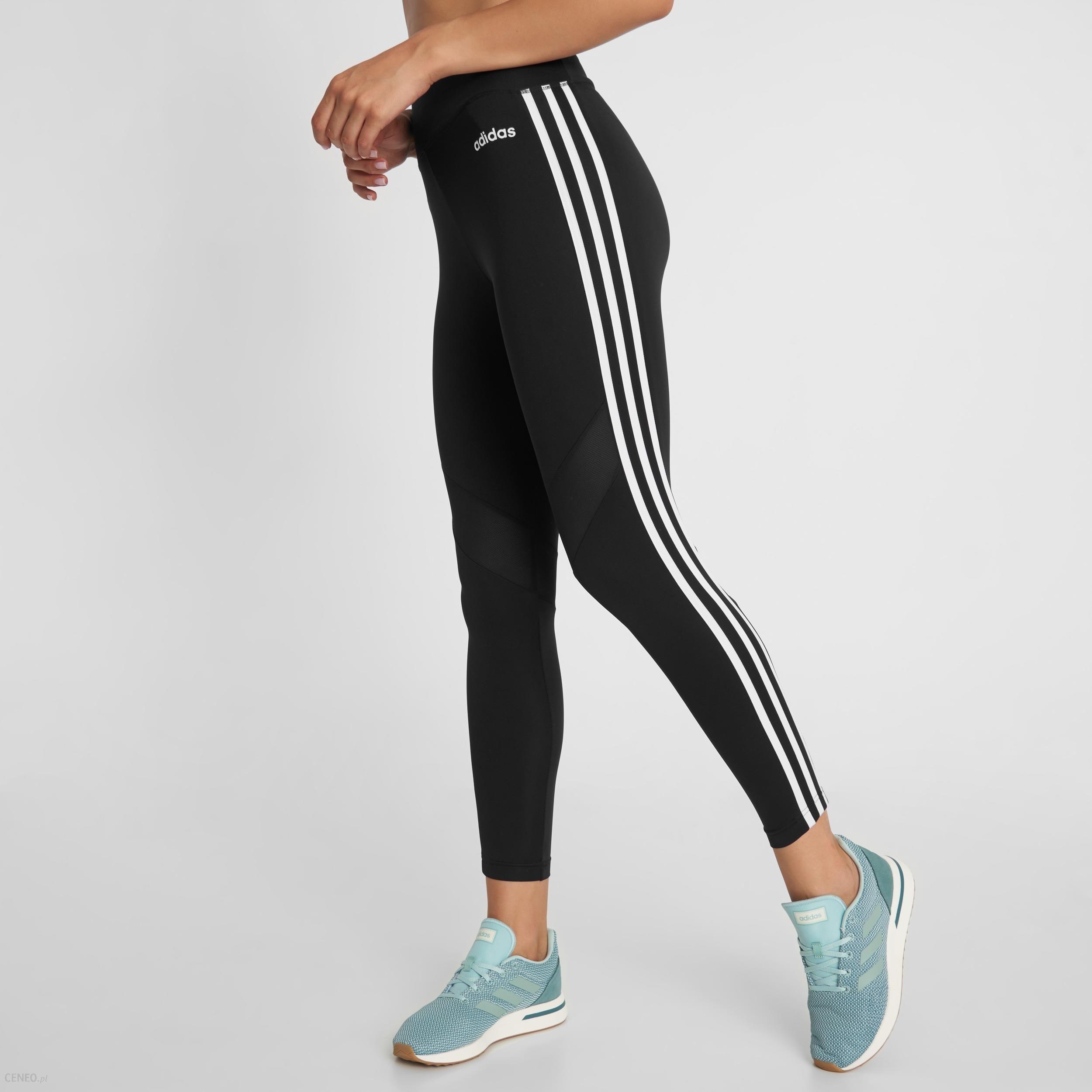 Adidas Damskie Spodnie D2M 3S Ei6188 Ceny i opinie Ceneo.pl