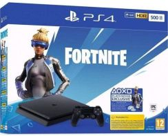 Sony PlayStation 4 Slim 500GB + Fortnite Neo Versa Bundle